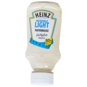 Heinz Incredibly Light Mayonnaise 225Ml