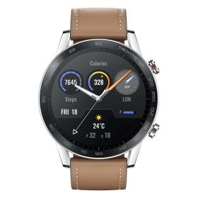 Honor Magic 2 Smart Watch, 46mm Flax Brown