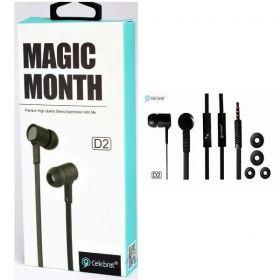 Magic Month D2 HF Earphones