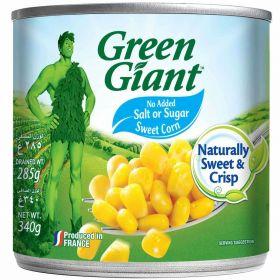 Green Giant Sweet Corn No Added Sugar 340Gm