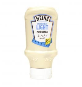 Heinz Incredibly Light Mayonnaise 400Ml