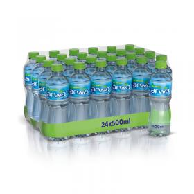Arwa Water 500Ml X 24 Pcs
