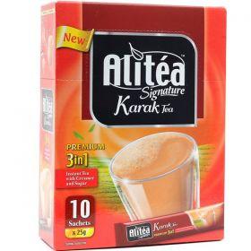 Alitea Signature Karak Tea 3In 1 10 X 25 Gm Sachets