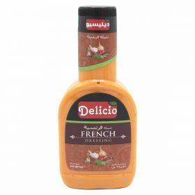 Delicio French Dressing 267Ml