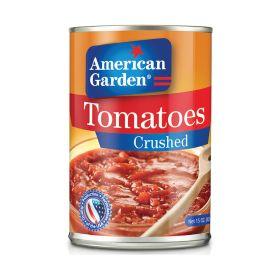 American Garden Tomatoes Crushed 425Gm