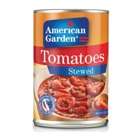 American Garden Tomatoes Stewed 411Gm