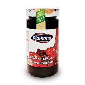 Diamond Mix Fruit Jam 454 Gm
