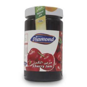 Diamond Cherry Jam 454 Gm