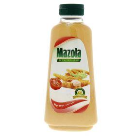 Mazola Mayonnaise Mayo Chup 650Ml