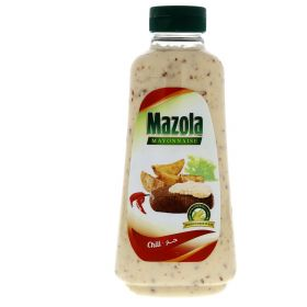 Mazola Mayonnaise Chilli 650Ml