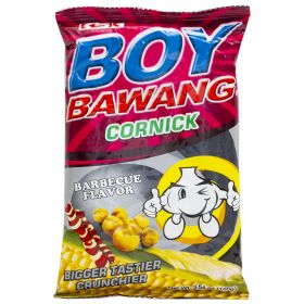 Boy Bawang Cornick Barbecue Flavor 100 Gm