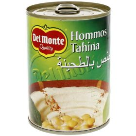 Delmonte Hommos Tahina 400 Gm