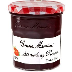 Bonne Maman Strwberry Preserve 370 Gm