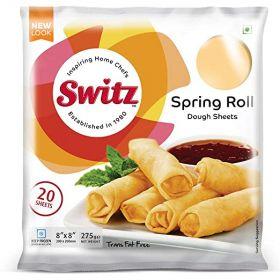 Switz Spring Roll Sheets 275Gm