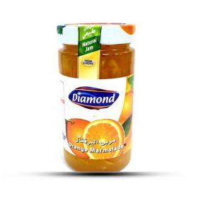 Diamond Orange Marmalade 454 Gm