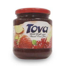 Tova Mixed Fruit Jam 450 Gm