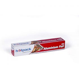 Hot Pack Aluminium Foil 200 Sqft