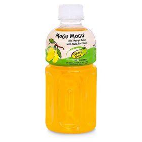 Mogu Mogu Mango Flavored Drink 320 Ml