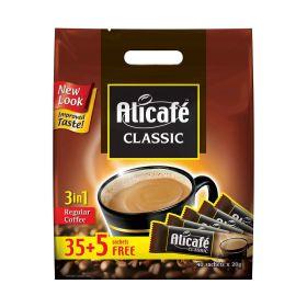 Alicafe Classic 3 In 1 Coffee 40 X 20Gm Sachets