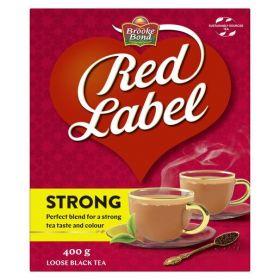 Brooke Bond Red Label Loose Tea 400Gm