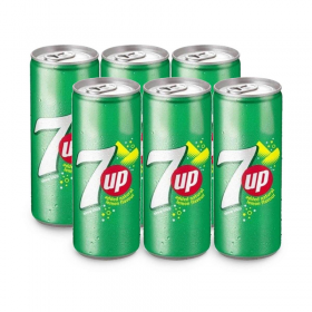 7UP Lime 325ml x 6