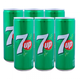 7UP 325 ml x 6