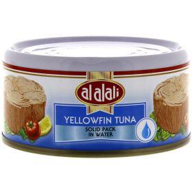 Al Alali Yellowfin Tuna In Water 170Gm