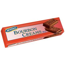 McVities Bourbon Creams Biscuits 200Gm