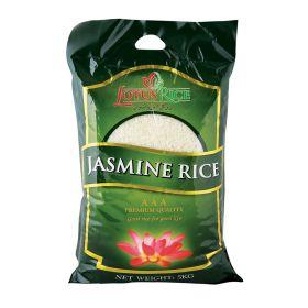 Lotus Jasmine Rice 5 Kg + 2 Kg Free