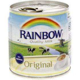 Rainbow Evaporated Milk Original 170Gm