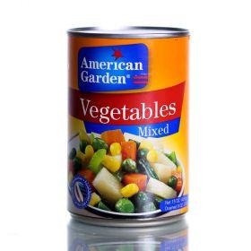 American Garden Vegetables Mixed 425Gm
