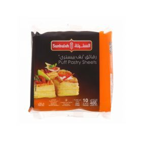 Sunbulah Puff Pastry Sheets 400 Gm