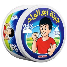 Abu Walad Triangle Cheese 24 Portion