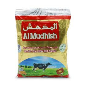 Al Mudhish Instant Full Cream Milk Powder 400 Gm Pouch