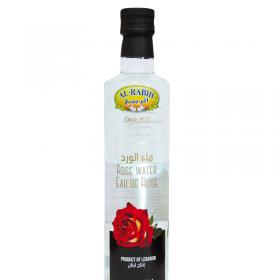 Al Rabih  Rose Water 500 Ml