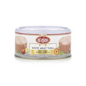 Al Alali White Meat Tuna In Sunflower Oil 170Gm