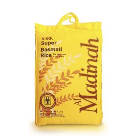 Al Madinah Basmati Rice 5 Kg