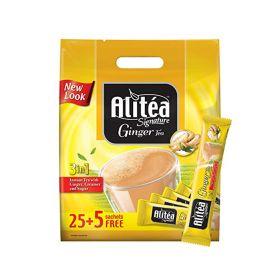 Alitea Signature Ginger Tea 3 In 1 30 X 20 Gm Sachets