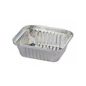 Home Pack Aluminium Container 8342 10 Pcs