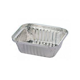 Home Pack Aluminium Container 8342 25 Pcs