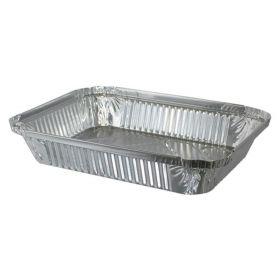 Noor Prestige Aluminium Container 83421 10 Pcs
