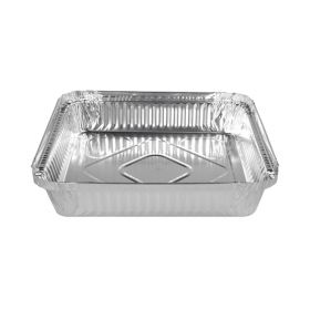 Noor Prestige Aluminium Container 83163 10 Pcs