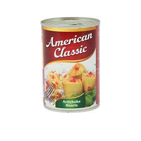 American Classic Artichoke Hearts 400Gm