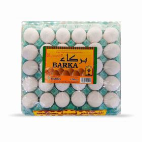 Barka Omani Large White Eggs 30pcs
