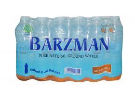 Barzman Water 24 X 500Ml