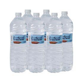 Barzman Water 6 X 1.5L