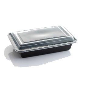 Noor Prestige Microwave Container 1500 Cc Square 5 Pcs