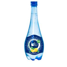 Blu Sparkling Water Lemon Mint 500Ml