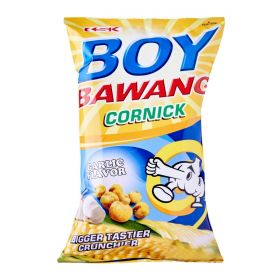 Boy Bawang Cornick Garlic Flavor 100 Gm