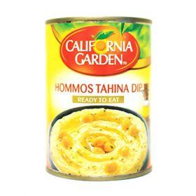 California Garden Canned Hommos Tahina Dip 400g